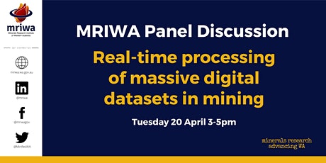 Panel Discussion-Real-time processing of massive digital datasets in mining tickets