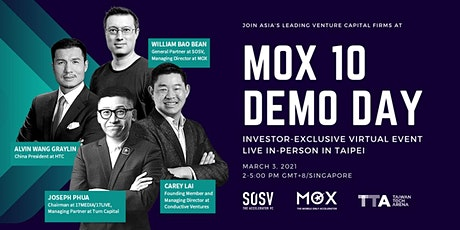 MOX 10 Demo Day tickets