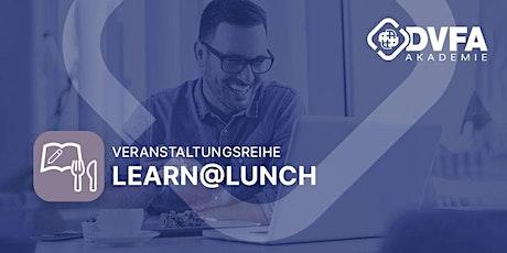 Learn@Lunch online Session- ESG Analysen mit Big Data und KI Tickets