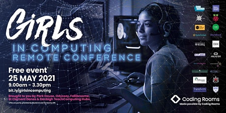 Girls in Computing - National remote conference tickets