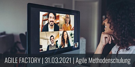 Agile Factory Digital: Die agile Methodenschulung Tickets