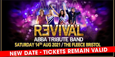 Revival - A Tribute To Abba tickets