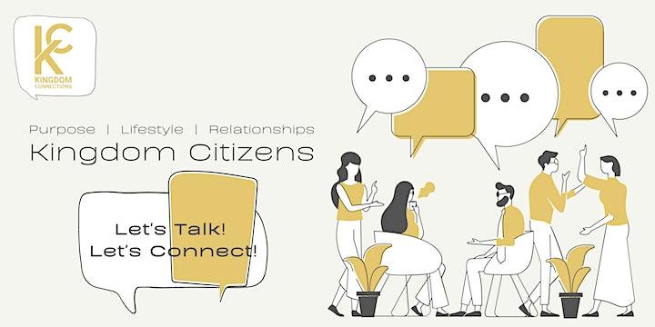 KC Let's Talk & Let's Connect image