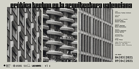 Inauguració exposició 'Erótica Techno en la arquitectura valenciana' entradas