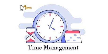 Time Management 1 Day Training in Wellington tickets