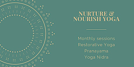 Luxury Yoga  Nidra, Pranayama & Restorative Yoga tickets