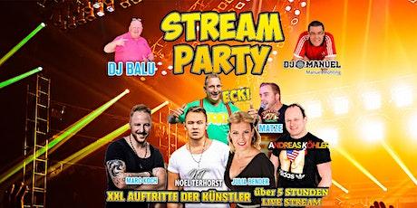 Schlager Live Stream Party mit Ecki und mehr tickets