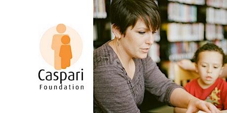 Open Evening - Study at the Caspari Foundation biglietti