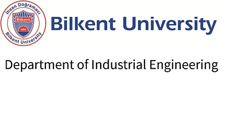 Bilkent Industrial Engineering, Information Session on Graduate Programs tickets