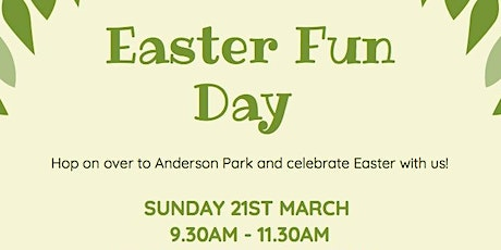 Easter Fun Day tickets