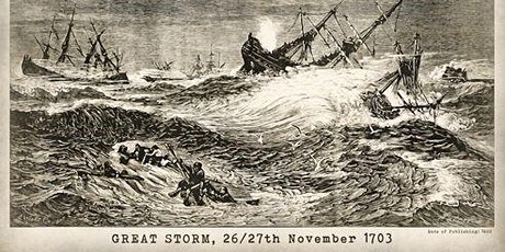 Narrating Climate Change: The Great Storm of 1703' tickets