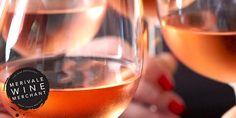 Merivale Wine Merchant: Stop & Smell the Rosé - Wine Tasting tickets
