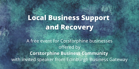 Local Business Support and Recovery tickets