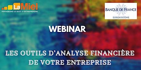 Les outils d'analyse  financière de votre entreprise  ! billets