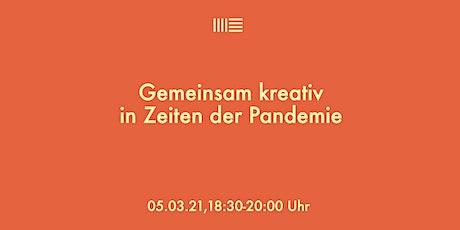 Ableton Artist-Talk:  Gemeinsam kreativ in Zeiten der Pandemie Tickets