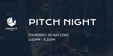 Investor Opportunity - Pitch Night (Growing and Expanding Businesses) tickets