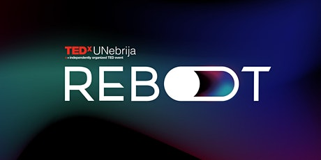 TEDxUNebrija: Reboot boletos