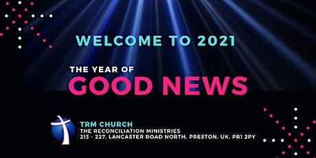 TRM CHURCH SUNDAY FIRST SERVICE (28/02/21) tickets
