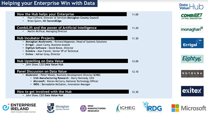 Helping your Enterprise Win with Data image
