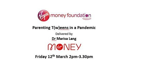 Parenting T(W)eens in a Pandemic tickets