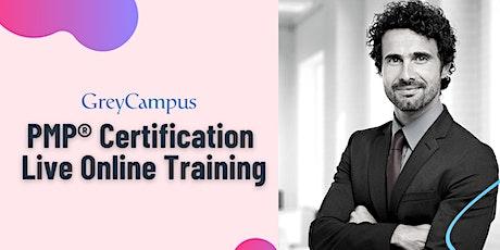 PMP® Certification Live Online Training in Phoenix tickets