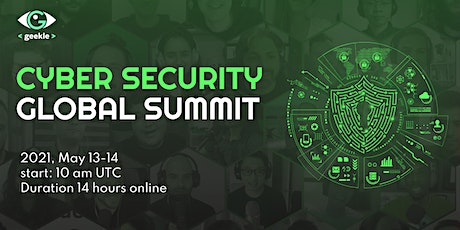 Cyber Security Global Summit tickets