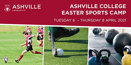 Ashville College Easter Sports Camp tickets