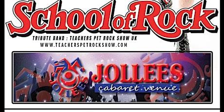 Teachers Pet Rock Show Live @ Jollees 2021 tickets