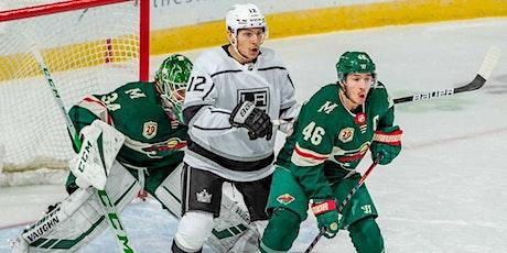 StrEams@!. Los Angeles Kings v Minnesota Wild LIVE ON NHL 2021 tickets
