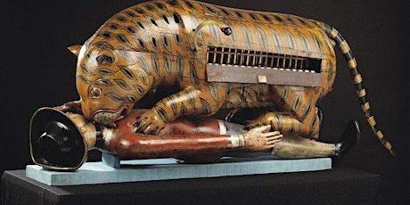 """Tipu's Tiger & its place in British Heraldry"" David White: Somerset Herald tickets"