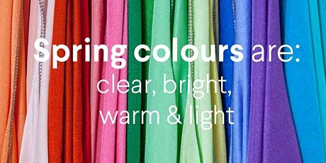 How to Wear Your Spring Colours  this Summer. tickets