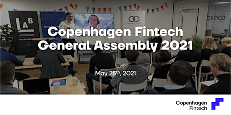 Copenhagen Fintech General Assembly 2021 tickets