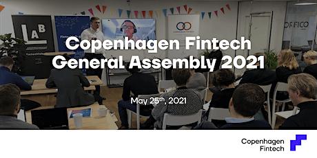Copenhagen Fintech General Assembly 2021 tickets