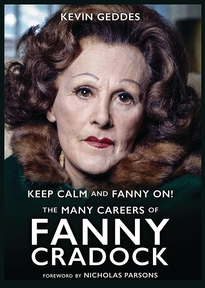 Keep calm and Fanny on: the many careers of Fanny Cradock image