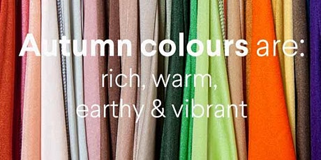 How to Wear Your Autumn Colours this Summer. tickets