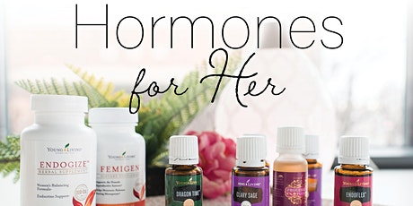 Hormones for HER - Young Living tickets