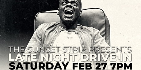 Get Out  Late Night Drive In tickets