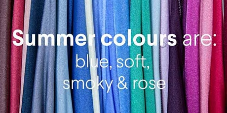 How to Wear Your Summer Colours  this Spring and Summer. tickets