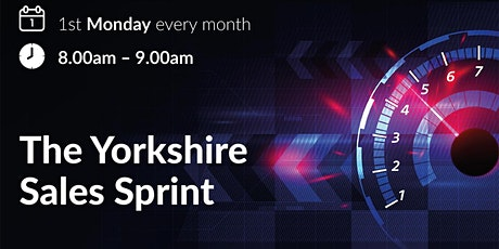 The Yorkshire Sales Sprint tickets