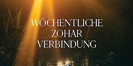 Zohar Connection Vayakehl (Livestream) (DE) Tickets