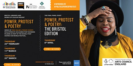 Power, Protest and Poetry: Workshop 2 - Protest & Power in Prose and Poems tickets