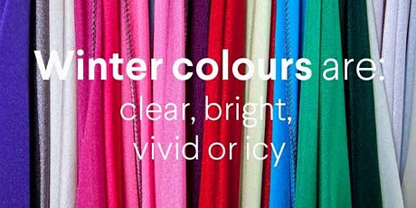 How to Wear Your Winter Colours  this Spring and Summer. tickets