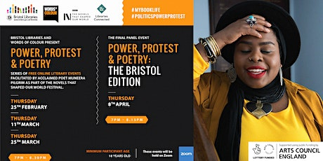 Power, Protest and Poetry: Workshop 3 - Writing a Riot tickets