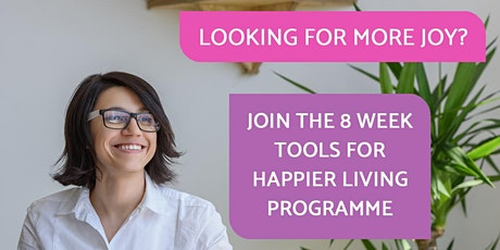 Tools for Happier Living Programme tickets