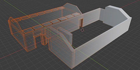 Intro to Blender and 3D Exhibition Creation tickets