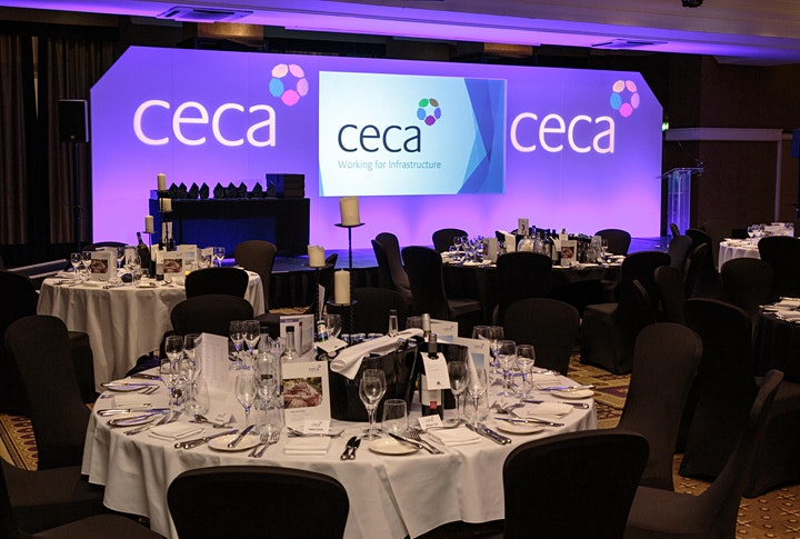 CECA North West Awards Dinner image