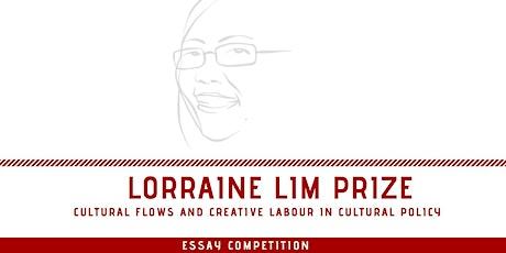 Lorraine Lim Prize Giving tickets