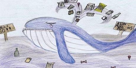 """Klax Kinderkunstgalerie: Gruppenführung """"Haltet unsere Gewässer sauber"""" Tickets"""