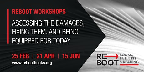 Reboot Workshops tickets