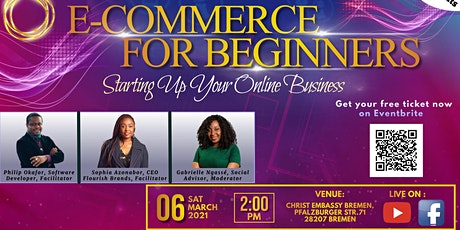 E-Commerce For Beginners Tickets